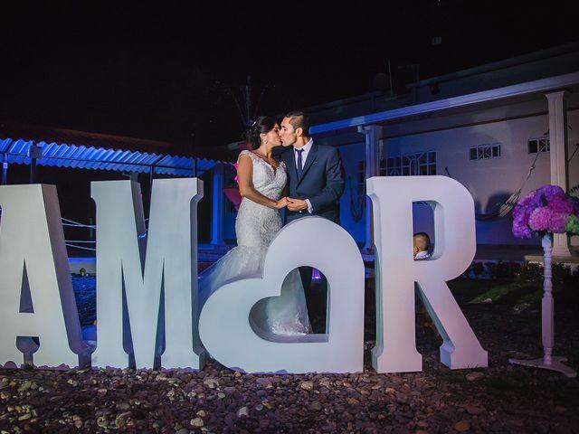 El matrimonio de Leidy y Emilio