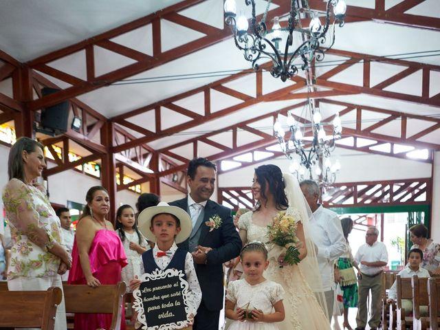 El matrimonio de Camilo y Sandra en Armenia, Quindío 5