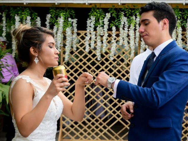 El matrimonio de Beimar y Andrea en Chinácota, Norte de Santander 2