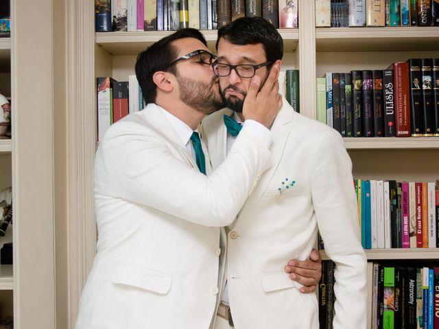 El matrimonio de Luis Miguel y Camila en Barranquilla, Atlántico 15