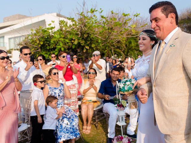 El matrimonio de Luis Miguel y Camila en Barranquilla, Atlántico 38