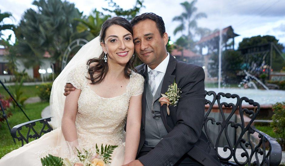 El matrimonio de Camilo y Sandra en Armenia, Quindío
