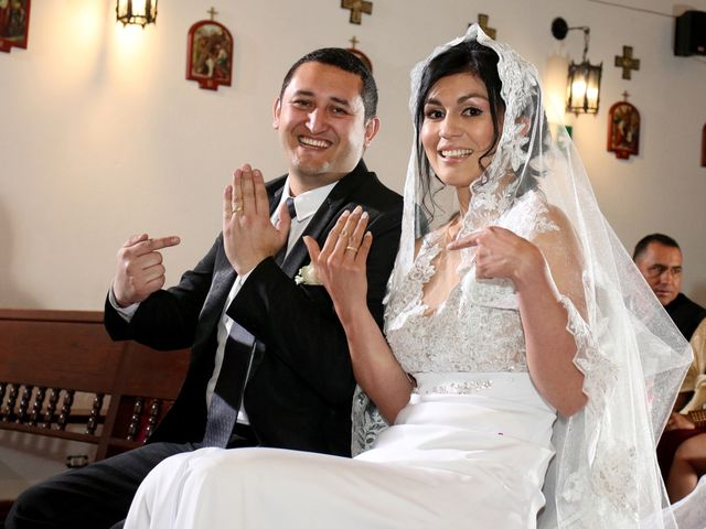 El matrimonio de Omar y Yurani en Bogotá, Bogotá DC 10