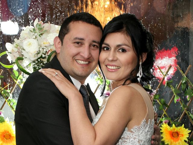 El matrimonio de Omar y Yurani en Bogotá, Bogotá DC 11