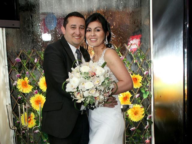 El matrimonio de Omar y Yurani en Bogotá, Bogotá DC 12