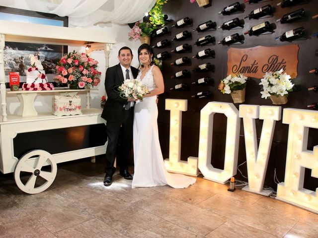 El matrimonio de Omar y Yurani en Bogotá, Bogotá DC 13