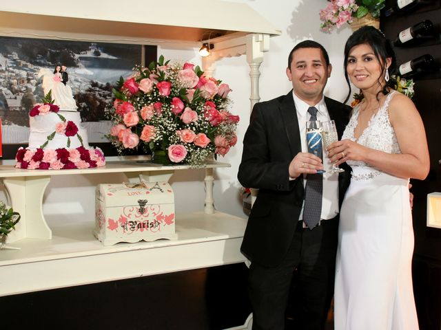 El matrimonio de Omar y Yurani en Bogotá, Bogotá DC 14