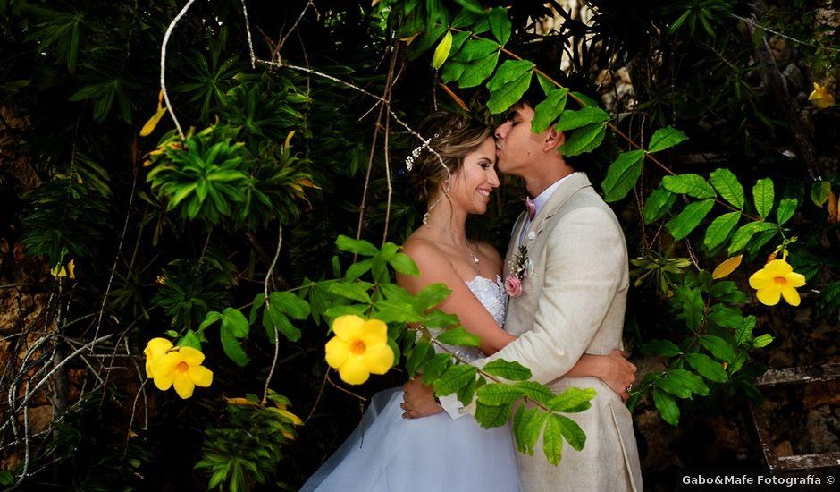 El matrimonio de Hernán y Any en Barranquilla, Atlántico