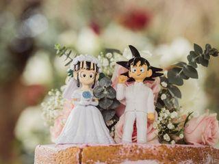 El matrimonio de Cindy y Jose 1