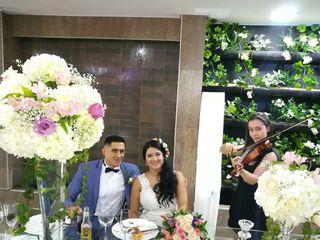 El matrimonio de Erika  y Juan Felipe  2