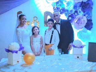 El matrimonio de Yhoselyn  y Luis  2