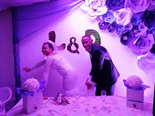 El matrimonio de Yhoselyn  y Luis  3