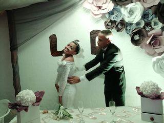 El matrimonio de Yhoselyn  y Luis