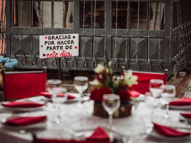 El matrimonio de Jose y Cindy en Bogotá, Bogotá DC 9