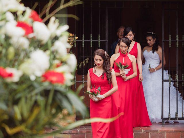 El matrimonio de Jose y Cindy en Bogotá, Bogotá DC 15