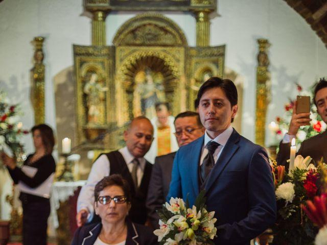 El matrimonio de Jose y Cindy en Bogotá, Bogotá DC 17