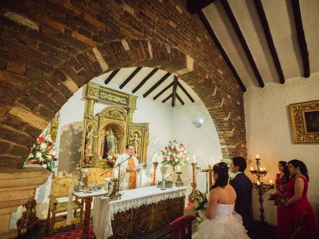 El matrimonio de Jose y Cindy en Bogotá, Bogotá DC 20