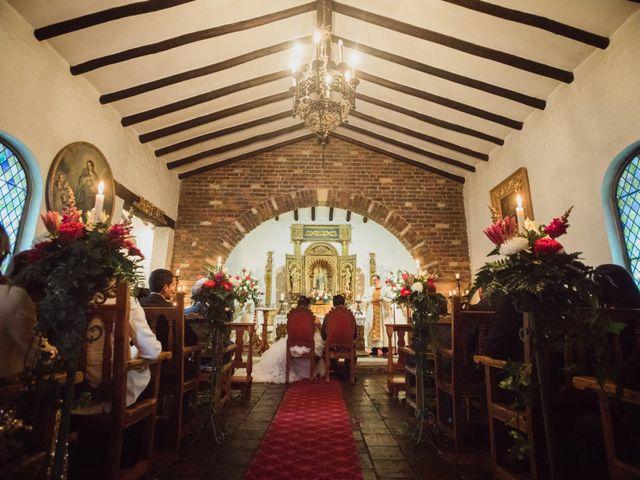 El matrimonio de Jose y Cindy en Bogotá, Bogotá DC 24