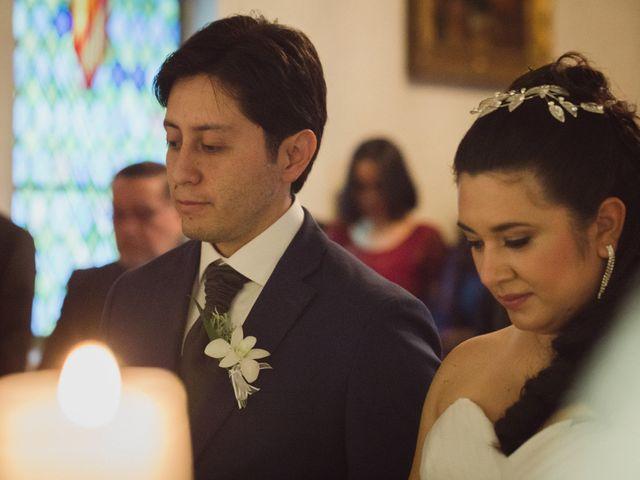 El matrimonio de Jose y Cindy en Bogotá, Bogotá DC 30