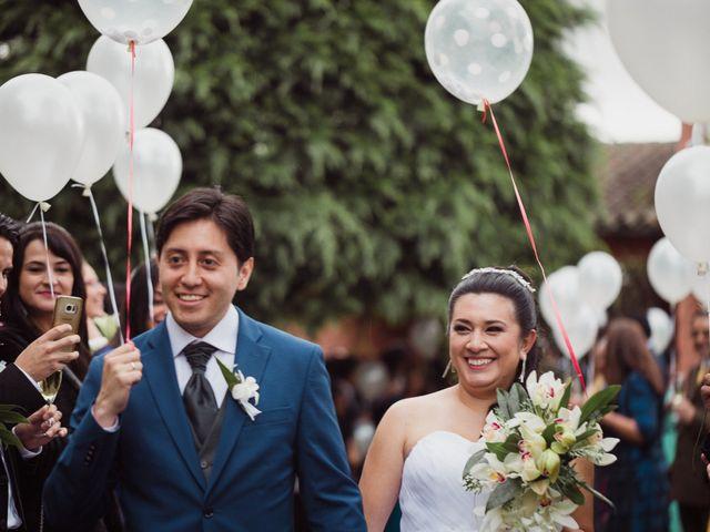 El matrimonio de Jose y Cindy en Bogotá, Bogotá DC 34