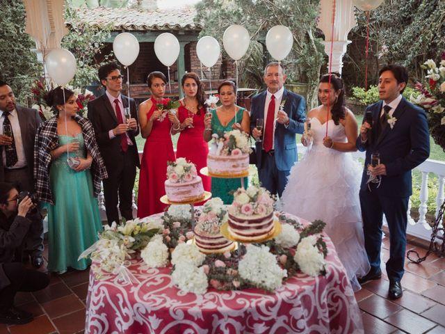 El matrimonio de Jose y Cindy en Bogotá, Bogotá DC 35
