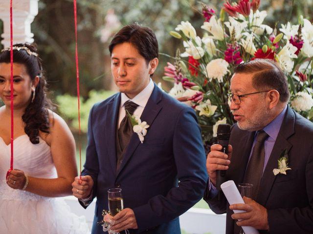 El matrimonio de Jose y Cindy en Bogotá, Bogotá DC 37