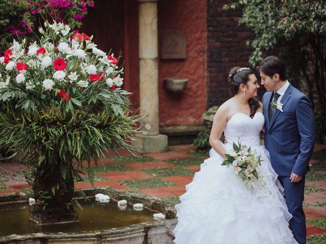 El matrimonio de Jose y Cindy en Bogotá, Bogotá DC 46