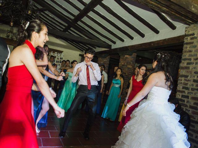 El matrimonio de Jose y Cindy en Bogotá, Bogotá DC 76
