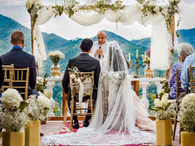 El matrimonio de Stiven y Imma en Girardota, Antioquia 19