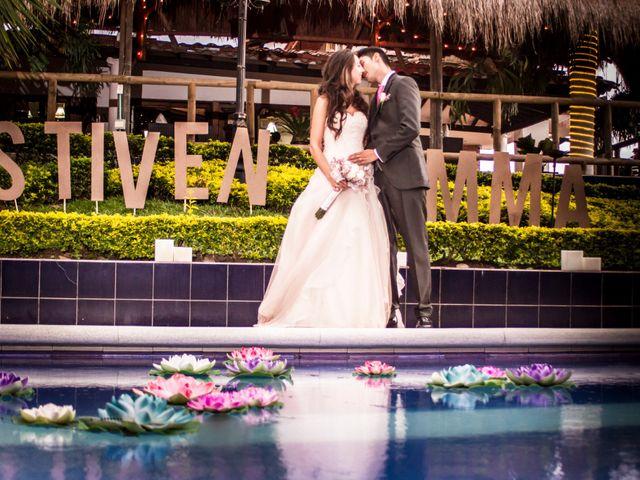 El matrimonio de Imma y Stiven
