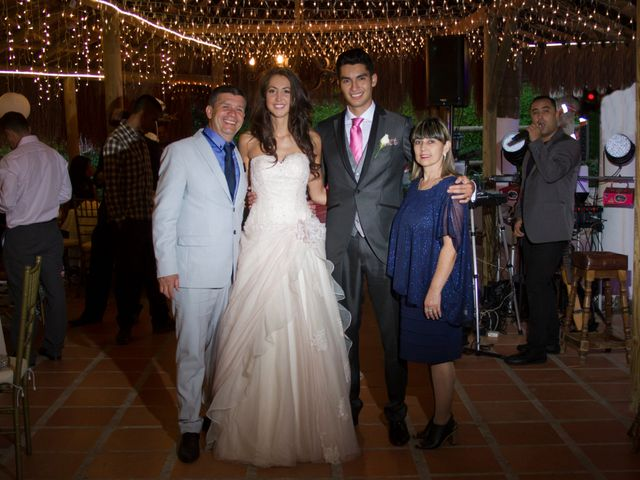 El matrimonio de Stiven y Imma en Girardota, Antioquia 33