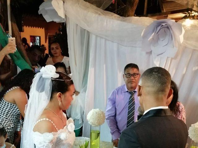 El matrimonio de Luis  y Yhoselyn  en Cartagena, Bolívar 5