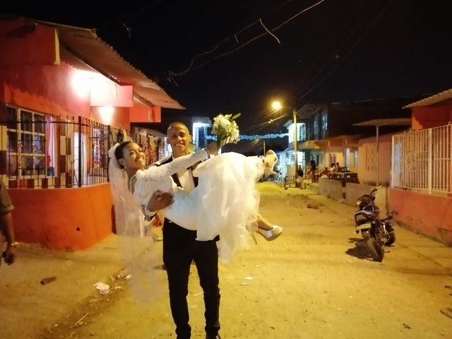 El matrimonio de Luis  y Yhoselyn  en Cartagena, Bolívar 6