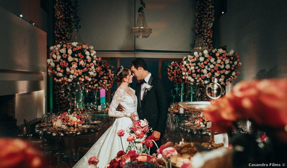 El matrimonio de Mauricio y Valentina en Bogotá, Bogotá DC