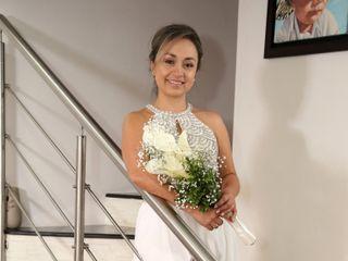El matrimonio de Viviana y Hernan 1
