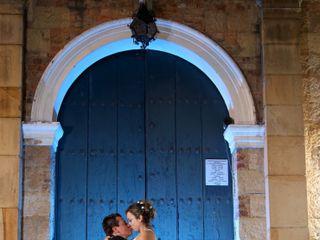 El matrimonio de Viviana y Hernan
