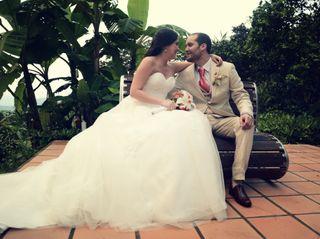 El matrimonio de Adriana y Jairo