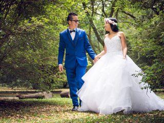 El matrimonio de Juan David y Eliana 1