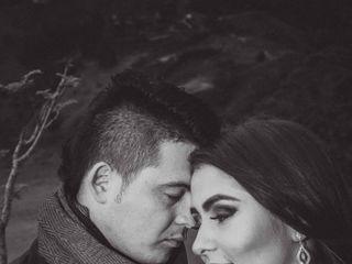 El matrimonio de Aura María y Alejandro 3