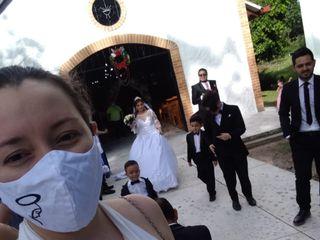 El matrimonio de Mayra  y John  1