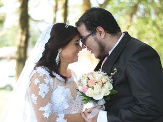 El matrimonio de Mayra  y John  2