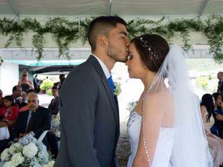 El matrimonio de Estrella y Esteban