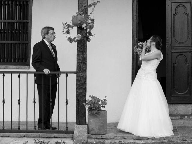 El matrimonio de Luis Gabriel y Andrea en Subachoque, Cundinamarca 12