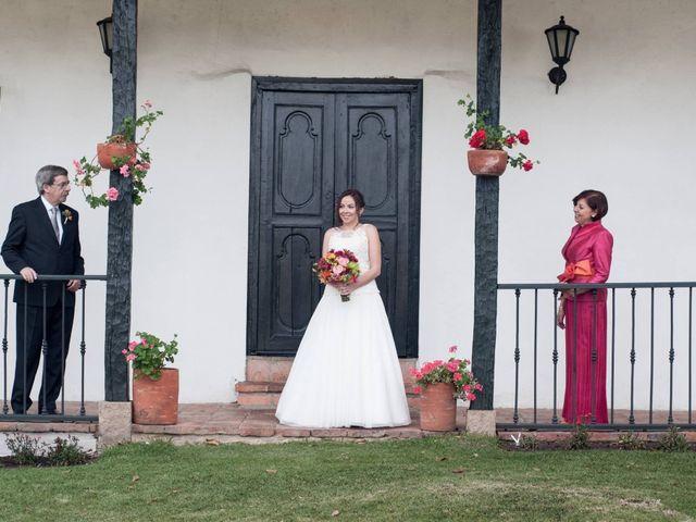 El matrimonio de Luis Gabriel y Andrea en Subachoque, Cundinamarca 13