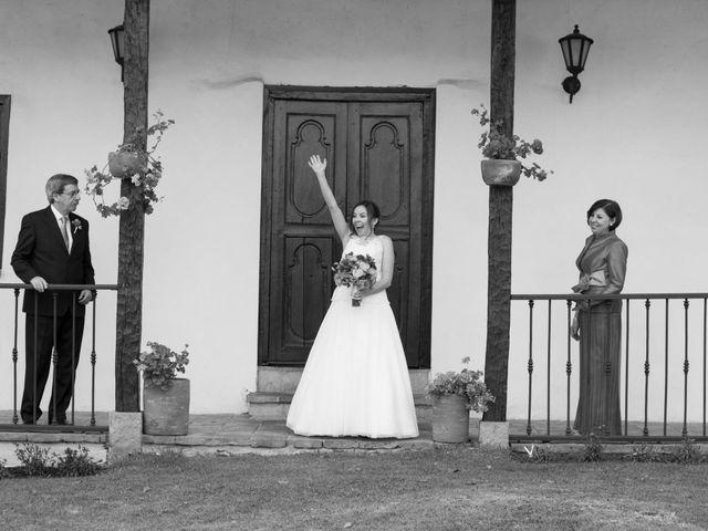 El matrimonio de Luis Gabriel y Andrea en Subachoque, Cundinamarca 14