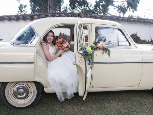 El matrimonio de Luis Gabriel y Andrea en Subachoque, Cundinamarca 21