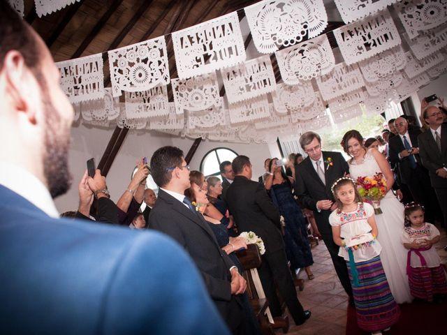 El matrimonio de Luis Gabriel y Andrea en Subachoque, Cundinamarca 22