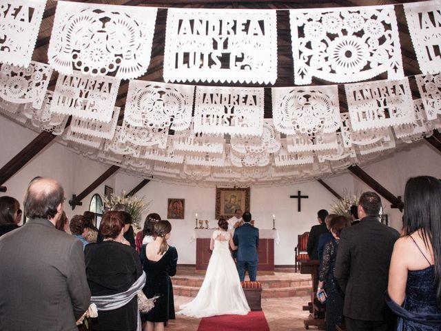 El matrimonio de Luis Gabriel y Andrea en Subachoque, Cundinamarca 24
