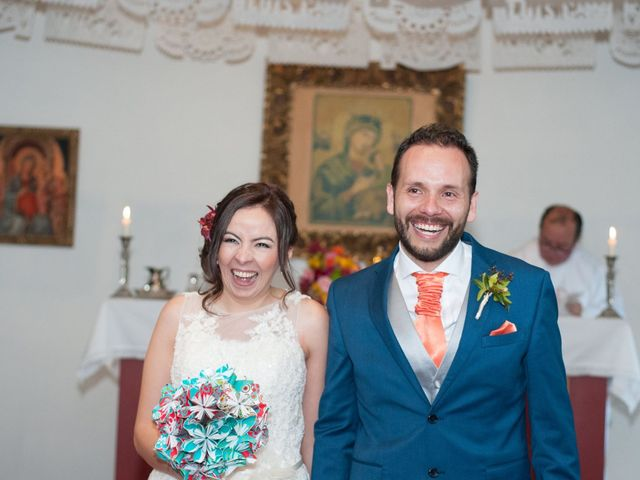 El matrimonio de Luis Gabriel y Andrea en Subachoque, Cundinamarca 26