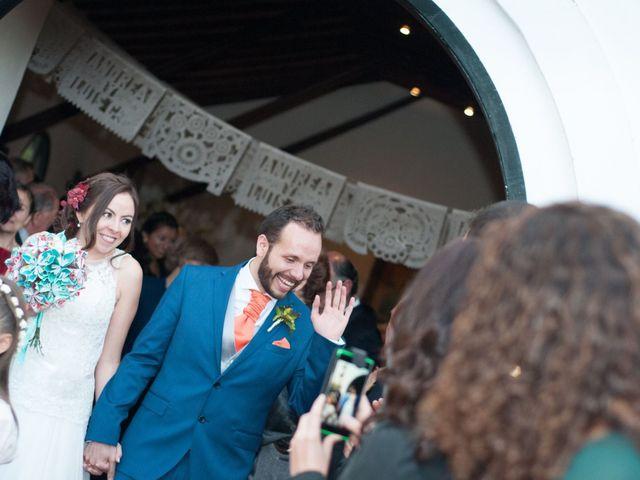 El matrimonio de Luis Gabriel y Andrea en Subachoque, Cundinamarca 27